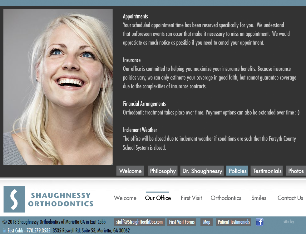 Shaughnessy Orthodontics | Timothy Shaughnessy, DDS, MS